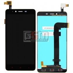 Дисплей для Xiaomi Redmi Note 2, черный, original (PRC), с сенсорным экраном (дисплейный модуль)