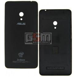 Задняя панель корпуса для Asus ZenFone 5 (A501CG), черная