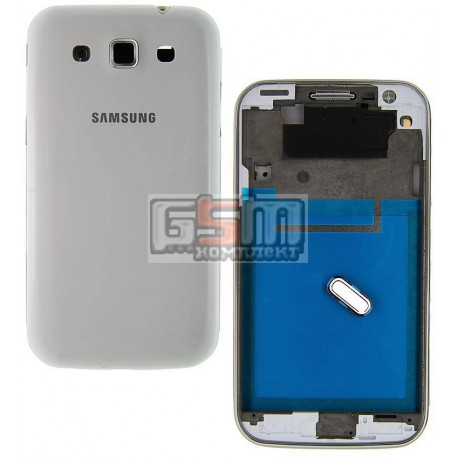 Корпус для Samsung I8552 Galaxy Win, белый