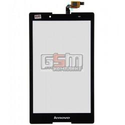 Тачскрин для планшета Lenovo Tab 2 A8-50F, Tab 2 A8-50LC, черный, #AP080202