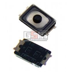 Кнопка универсальная включения/звука для мобильного телефона 3*2 мм
