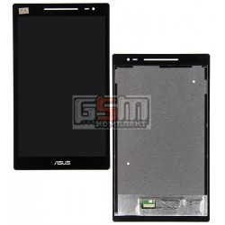 Дисплей для планшетов Asus ZenPad 8.0 Z380C Wi-Fi, ZenPad 8.0 Z380KL LTE, черный, с сенсорным экраном (дисплейный модуль)