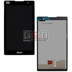 Дисплей для планшетов Asus ZenPad C 7.0 Z170C Wi-Fi, ZenPad C 7.0 Z170CG 3G, черный, с сенсорным экраном (дисплейный модуль), intel