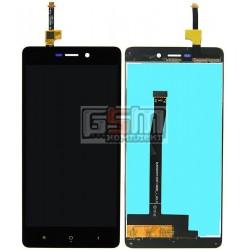 Дисплей для Xiaomi Redmi 3, черный, original (PRC), с сенсорным экраном (дисплейный модуль)