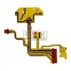 Шлейф для Sony DSC-H10, вспышки