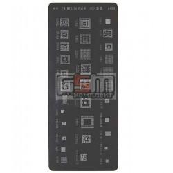 BGA-трафарет A428 для китайского телефона, универсальный, MT6572A, MT6223, MT6225A, PM8110, PM8029, MT6169V, SC6820, SC6600, MT6290MA, MT6320, 32 in 1