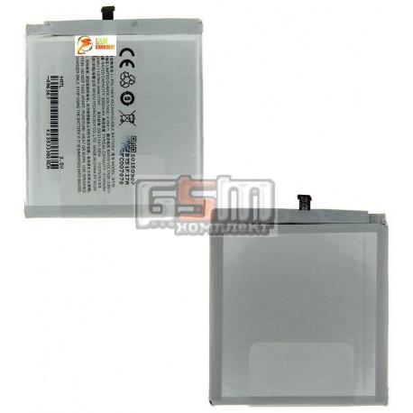 Аккумулятор BT51 для Meizu MX5, (Li-Polymer 3.8V 3150 мАч)