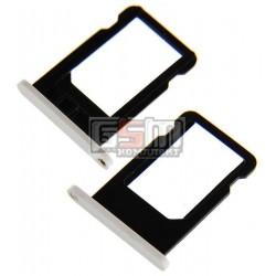 Держатель SIM-карты для Apple iPhone 5C, белый