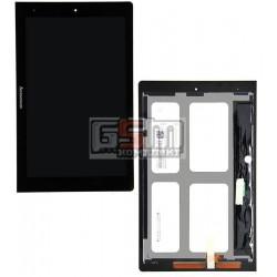Дисплей для планшета Lenovo B8000 Yoga Tablet 10, черный, с сенсорным экраном (дисплейный модуль), #N101ICE-G61/MCF-101-1093-V3