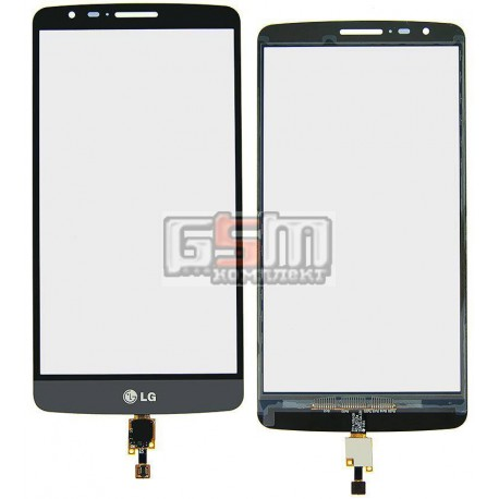 Тачскрин для LG D690 G3 Stylus, D693 G3 Stylus, черный