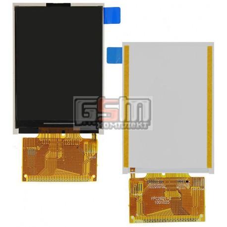 Дисплей для Fly DS124, DS125, MC131, стекло, 39 pin, #FPC2601-2