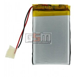 Аккумулятор для GPS 4,3', Navi N43, N43i BT, (Li-ion 3.7V 650mAh), (50*34*3,8 мм)