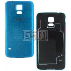 Задняя крышка батареи для Samsung G900H Galaxy S5, синяя