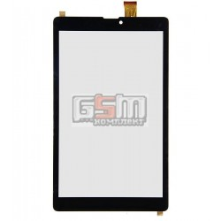 """Tачскрин (сенсорный экран, сенсор) для китайского планшета 8"""", 45 pin, с маркировкой AD-C-803793-FPC, для Nomi Libra C08000, раз"""