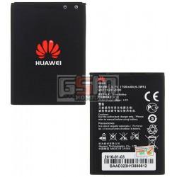 Аккумулятор HB4W1 для Huawei Ascend Y210D, U8951D Ascend G510, (Li-ion 3.7V 1700mAh)