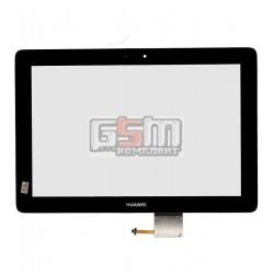 Тачскрин для планшета Huawei MediaPad 10 Link 3G (S10-201u), MediaPad 10 Link+ (S10-231u), черный