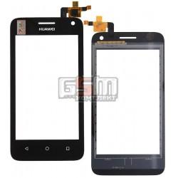 Тачскрин для Huawei Ascend Y360, черный