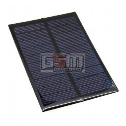 Солнечная батарея размер: 99 мм * 69 мм * 3 мм : 5 V 150mA 0.75W