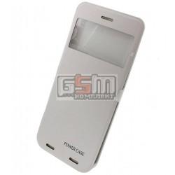 Чехол-аккумулятор для Apple iPhone 6 Plus, белый, 4200мАч