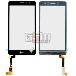 Тачскрин для LG X150 Bello 2, X155 Max, X160 Max, X165 Max, черный