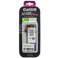 АккумулятордляAppleiPhone5sусиленная1650mAhGalilio