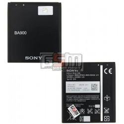 Аккумулятор BA900 для Sony C1904 Xperia M, C1905 Xperia M, C2104 S36 Xperia L, C2105 S36h Xperia L, LT29i Xperia TX, ST26i Xperia J, (Li-ion 3.6V 1700mAh)