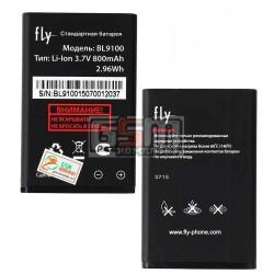 Аккумулятор BL9100 для Fly FF177, оригинал, #V18C-F177-0230-000