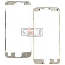 Рамка крепления дисплея для Apple iPhone 6S, белая