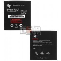 Аккумулятор BL3815 для Fly IQ4407, оригинал