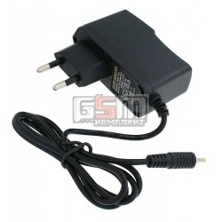Сетевое зарядное устройство для китайского планшета d 2,5 мм, (5В, 2А)