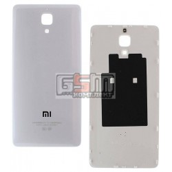 Задняя крышка батареи для Xiaomi Mi4, белая