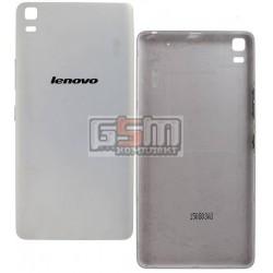 Задняя крышка батареи для Lenovo A7000, K3 Note (K50-T5), белая