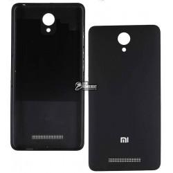 Задняя крышка батареи для Xiaomi Redmi Note 2, серая