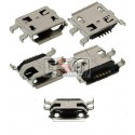 Коннектор зарядки для; планшетов, 5 pin, micro-USB тип-B, тип 9