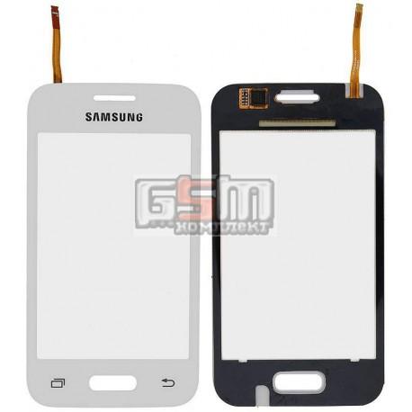 Тачскрин для Samsung G130E Galaxy Star 2 Duos, белый