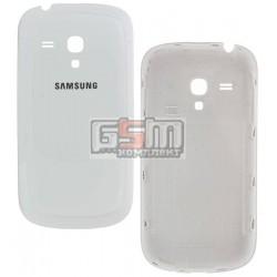 Задня кришка батареї для Samsung I8190 Galaxy S3 mini, біла
