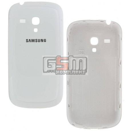Задняя крышка батареи для Samsung I8190 Galaxy S3 mini, белая