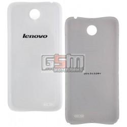 Задняя крышка батареи для Lenovo A516, белая