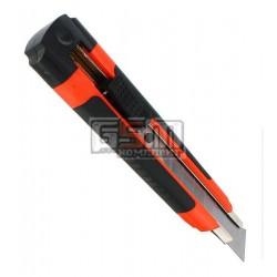 Нож канцелярский 18мм Navigator