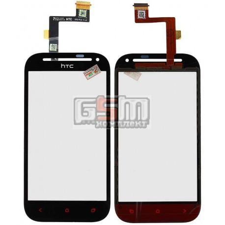 Тачскрин для HTC C520e One SV, T528t One SV, черный