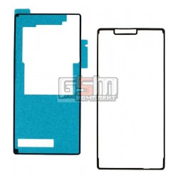Стикер для тачскрина и задней панели корпуса (двухсторонний скотч) для Sony D6603 Xperia Z3, D6643 Xperia Z3, D6653 Xperia Z3