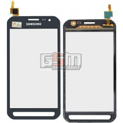 Тачскрин для Samsung G388 Galaxy Xcover 3, G388F Galaxy Xcover 3, серый