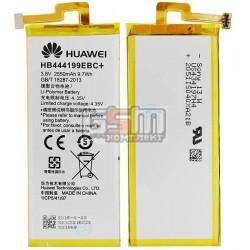 АккумуляторHB444199EBC+дляHuaweiHonor4c,(Li-ion3.8V2550mAh)