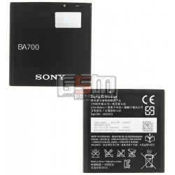 АккумуляторBA700дляSonyC1503XperiaE,C1504XperiaE,C1505XperiaE,C1604XperiaEDual,C1605XperiaEDual,ST21iXperiaTipo,ST21i2Xper...