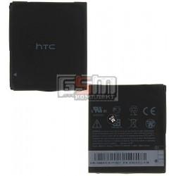 Аккумулятор HTC BB99100 для HTC A8181 Desire, G5, G7, Nexus One, (Li-ion 3.6V 1400mAh), черный, (C1.02.173)