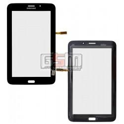 Тачскрин для планшета Samsung T116 Galaxy Tab 3 Lite 7.0 LTE, черный