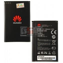 АккумуляторHB4F1дляHuaweiU8800,(Li-ion3.7V1500mAh)