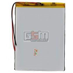Аккумулятор для китайского планшета, универсальный (110*80*3,0 мм), (Li-ion 3.7V 2700mAh)