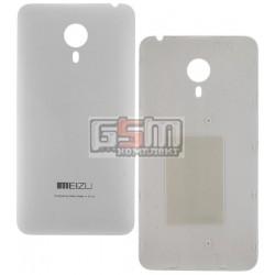 "Задняя крышка батареи для Meizu MX4 5.3"", белая"