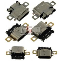 Коннектор зарядки для Xiaomi Mi4c, USB тип-C